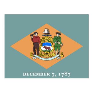 Bandera de Delaware Postal