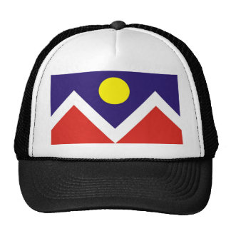 bandera de Denver Gorro