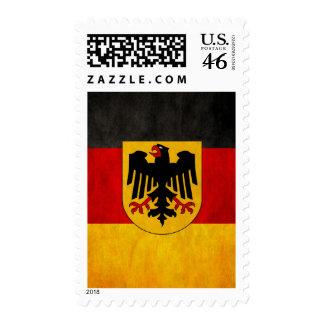 Bandera de Deutschland de la bandera de Alemania d Franqueo