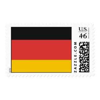 Bandera de Deutschland del alemán Sellos