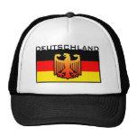 Bandera de Deutschland Gorro De Camionero