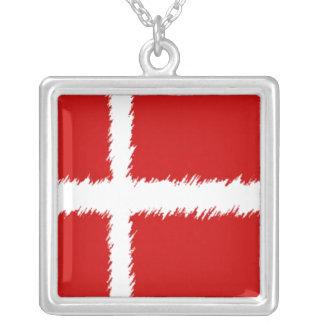 Bandera de Dinamarca Grímpola