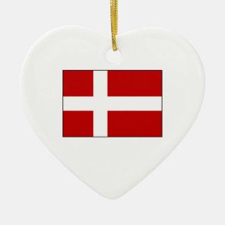 Bandera de Dinamarca Ornamente De Reyes