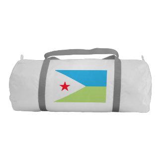 Bandera de Djibouti Bolsa De Deporte