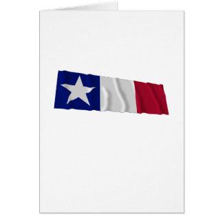 Bandera de Dodson Tarjeta De Felicitación