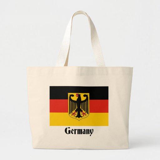 Bandera de Eagle del alemán Bolsa Tela Grande