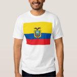 Bandera de Ecuador Playeras