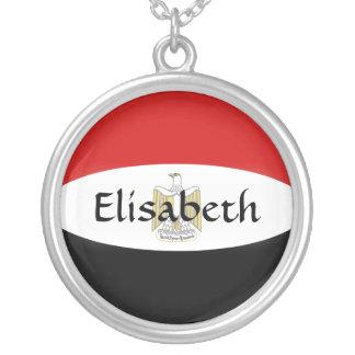 Bandera de Egipto + Collar conocido