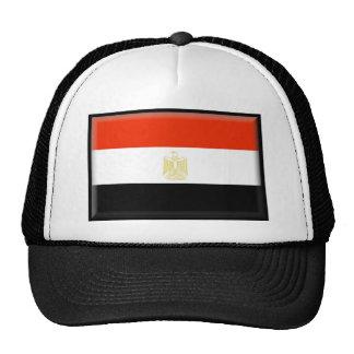 Bandera de Egipto Gorros Bordados