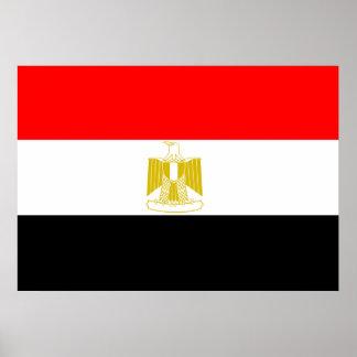 Bandera de Egipto Impresiones