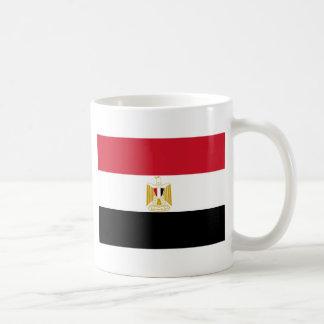 Bandera de Egipto Taza De Café