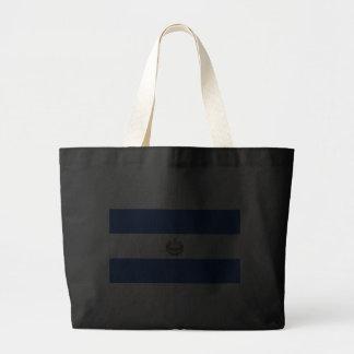 Bandera de El Salvador Bolsas De Mano