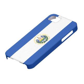 Bandera de El Salvador iPhone 5 Cobertura