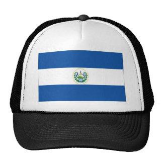 Bandera de El Salvador Gorras
