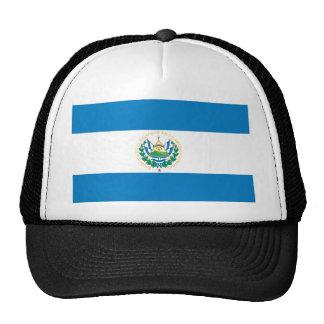 Bandera de El Salvador Gorras De Camionero
