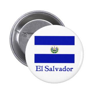 Bandera de El Salvador Pin
