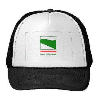 Bandera de Emilia-Romagna Gorro De Camionero