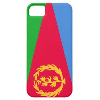 Bandera de Eritrea Funda Para iPhone 5 Barely There