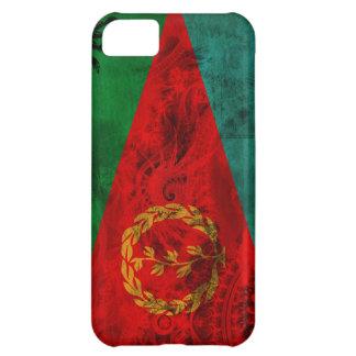 Bandera de Eritrea Funda Para iPhone 5C