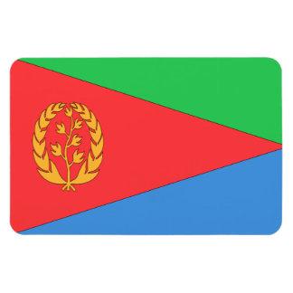 Bandera de Eritrea Imán De Vinilo