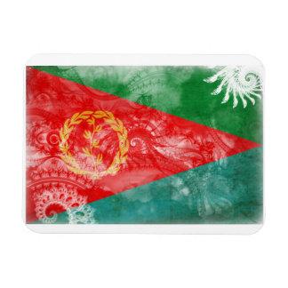 Bandera de Eritrea Imanes