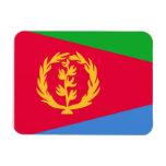 Bandera de Eritrea Imanes De Vinilo
