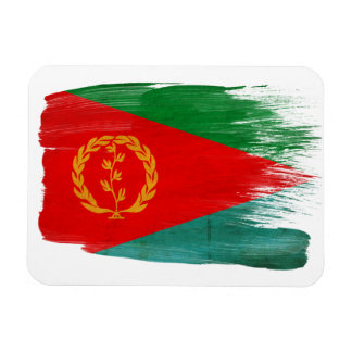 Bandera de Eritrea Imanes Flexibles