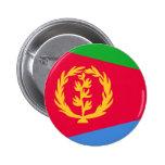 Bandera de Eritrea Pins
