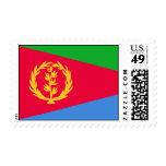 Bandera de Eritrea Sellos
