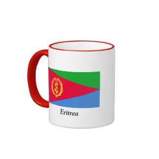 Bandera de Eritrea Taza De Dos Colores
