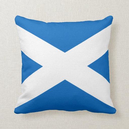 Bandera de Escocia Almohada