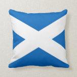 Bandera de Escocia Almohadas