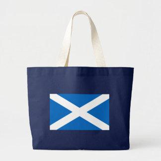 Bandera de Escocia Bolsa De Mano