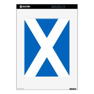 Bandera de Escocia Calcomanía Para El iPad
