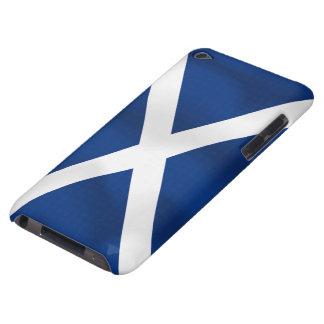 Bandera de Escocia Case-Mate iPod Touch Cárcasas
