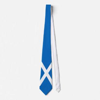 Bandera de Escocia Corbata Personalizada