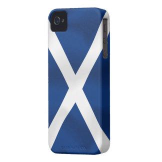 Bandera de Escocia iPhone 4 Case-Mate Protector