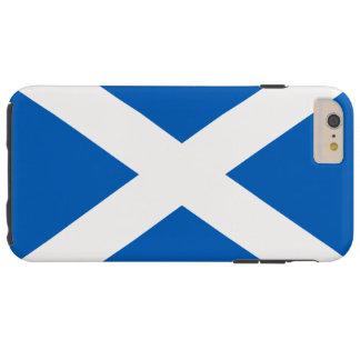 Bandera de Escocia Funda De iPhone 6 Plus Tough