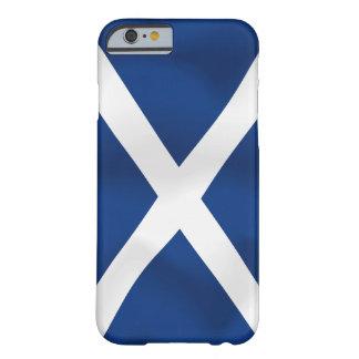 Bandera de Escocia Funda Para iPhone 6 Barely There