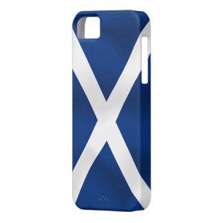 Bandera de Escocia iPhone 5 Cobertura