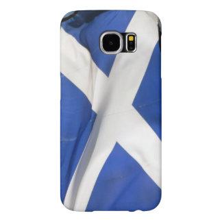 bandera de Escocia Funda Samsung Galaxy S6