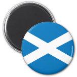 Bandera de Escocia Imanes Para Frigoríficos