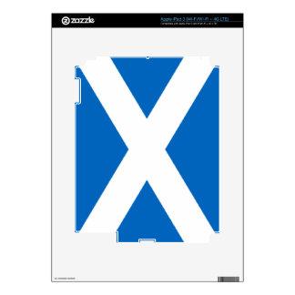 Bandera de Escocia iPad 3 Skins