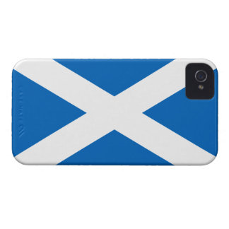 Bandera de Escocia iPhone 4 Case-Mate Cárcasas