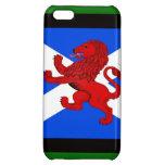 Bandera de Escocia, león desenfrenado escocés