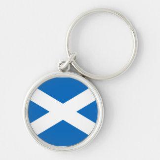 Bandera de Escocia Llavero