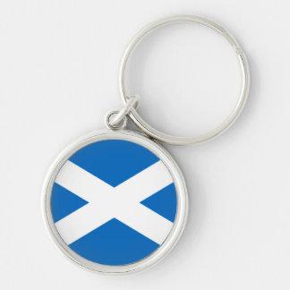 Bandera de Escocia Llaveros Personalizados