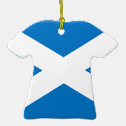 Bandera de Escocia Ornamento Para Reyes Magos