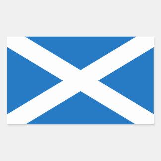 Bandera de Escocia Pegatina