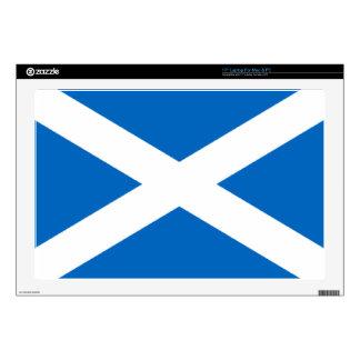 Bandera de Escocia Portátil 43,2cm Skin